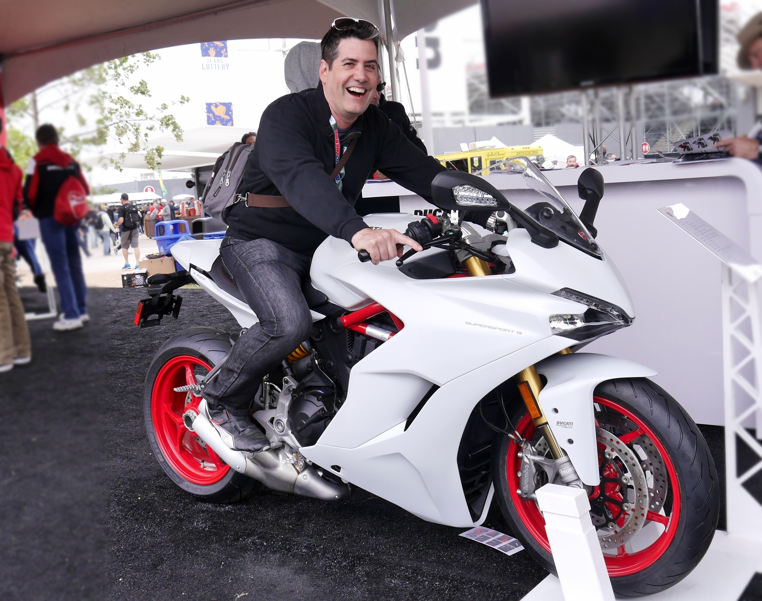 the news from austin - ducati supersport 939 forum